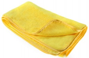 egge Super Soft Yellow Microfiber with Satin Miękka mikrofibra z satyną
